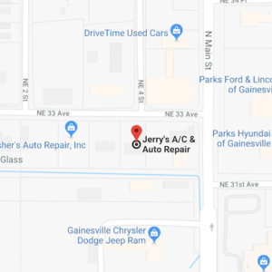 Jerry's AC Location